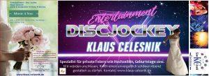 Bild DJ KC FlyerHzt